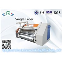 Finger-Less Vacuum Suction Type Single Facer