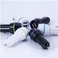 Manufacture Mobile Phone Car Charger, USB Car Charger 5 V 2.4A for Mobile Phone, Tablet & Latop