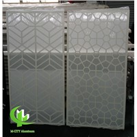 Aluminum Decorative Laser Cut Metal Sheets