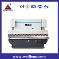 Hydraulic Steel Plate Bending Machine, WC67Y 63T-2500 Metal Sheet Folding Machine