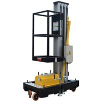 GTWY6-100 6m Height 150kg Rated Load Maintenance Equipment Mobile Hydraulic Lift