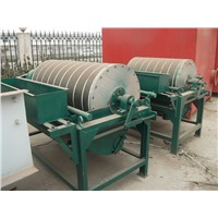 Iron Sand Wet Magnetic Separator