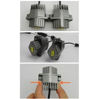 CAR LED MANUFACTURER E90LCI 80W CANBUS FREE CAR LED ANGEL EYE WHITE HIGH QUALITY CAR LED LIGHTING