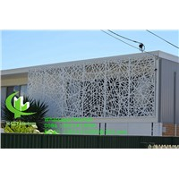 Aluminum Metal Decorative Carved Panel