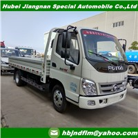 3-5ton Foton Light Van Cargo Truck for Sale