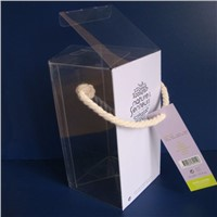 Plastic Clear Gift Box