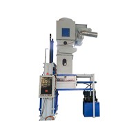 Vertical & Automatic Hydraulic Baling Machine for Raw Cotton