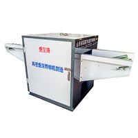 SBT 350 Fabric Cloth Cutting Machine