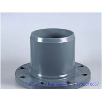 Plastic PVC Spigot Flange Pipe Fitting