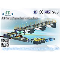 CHM A4 Copy Paper Production Line Making Machine