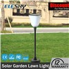 Outdoor Lithium Battery CE Approved Bollard Solar Garden Lights for Wholesales