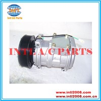 10PA17C AC Compressor for JOHN DEERE Tractor AT172975 447200-5963 447100-9790 447200-2525 AT172376