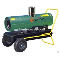 Sridy Heating Equipments Mobile Air Indirect Heater 30KW Industrial Heating Machine