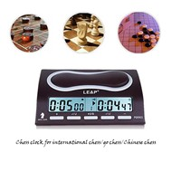 Chess Clock PQ9903A New Chess Clock Game Electronic Chess Clock for Chinese Chess International Chess