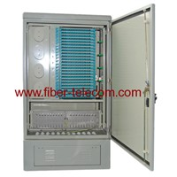 DC06A Fiber Optic Cross Connection Cabinet