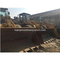 China Original Used LiuGong Wheel Front Loader CLG856