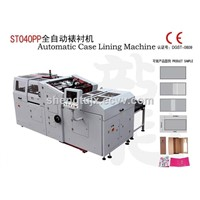 ST040PP Case Lining Machine for Box