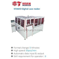 ST060D Digital Case Making Machine