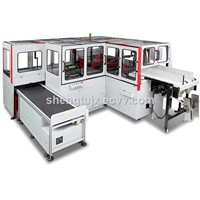 ST060H High Speed Case Maker Machine