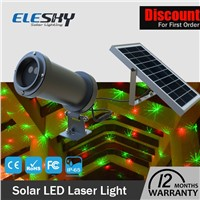 Solar Portfolio Light Fixtures Merry Christmas Light Laser Light Made in China