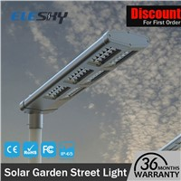2017 Nodern Design with Factory Price All in One Solar Street Light Small LED Street Lights