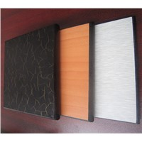 High Density Scratch Resistance Decorative Laminate Furniture Sheet Board