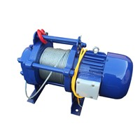 Best Sales Small Fast Line Speed Electric Winch 250-2000kgs