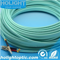 Optical Fiber Patch Cord ( LC Duplex Om3 3.0mm Aqua)