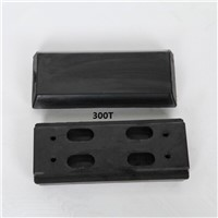 Paver Machine Rubber Pad (P130-300T) Bolt on Type