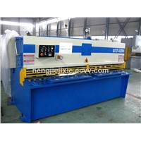 Pendulum Shearing Machine by Hydraulic Pendulum Shaft