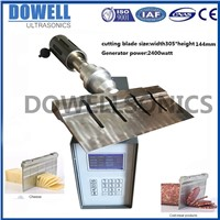 Ultrasonic Ultrasound Food Cutting Machine Bread Cake Cutter