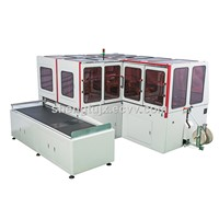 ST036XL Automatic Hardcover Case Making Machine for Round Corner
