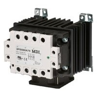 Three Phase AC Solid State Relay MDI 3PSS60A75