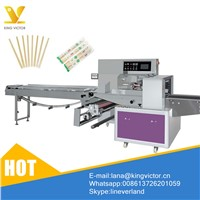 Aluminum Foil Automatic Chopsticks Packaing Machinery