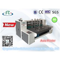Auto Corrugated Paper Board Printer (with Slotter)
