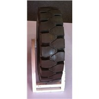 Bottom Price Top Sell Chinese China High Quality Airless Solid Tyre 600-9 /6.00-9 Skidder Tyre / Forklift Tyre