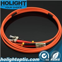 Fiber Patch Cord ( LC to ST Duplex Om1/Om2 )
