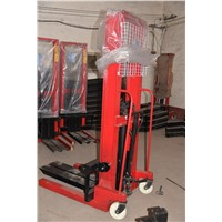 500-2000kgs Hydraulic Manual Stacker