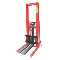 1Ton, 2 Ton Forklift with Pallet Manual Hydraulic Hand Stacker