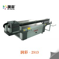 Factory Supply Flatbed Printer, Automatic UV Printer, Complex Media Printing Machine