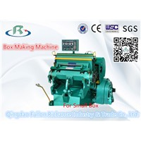 Q1-B Series Platen Small Corrugated Carton Box Making Machine