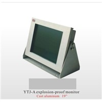 YTJ-A Explosion-Proof Monitor with ATEX Certificates