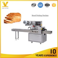 High Speed Pouch Bag Rusk Packaging Machine