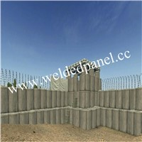 Types of Military Barriers/ Hesco Barrier