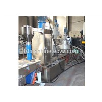 200-700kg/h PE Granulation Line(Water Ring Cutter)