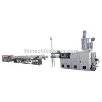 20-63mm PE Pipe Production Line (Double Pipe Line)
