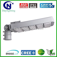 180 Degree Connector Adjustable 5000K 240W LED Street Light with 5 Years Warranty