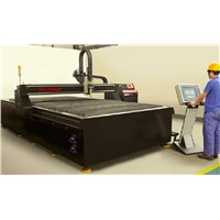 High Power CNC Plasma Cutting Machine
