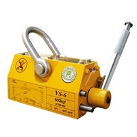 YS Permanent Magnetic Lifter/Hand Magnetic Lifter/1 Ton Magnetic Lifter