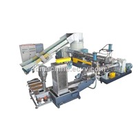 Two Stage Water-Ring PE Granulation Line( with Aggregator)